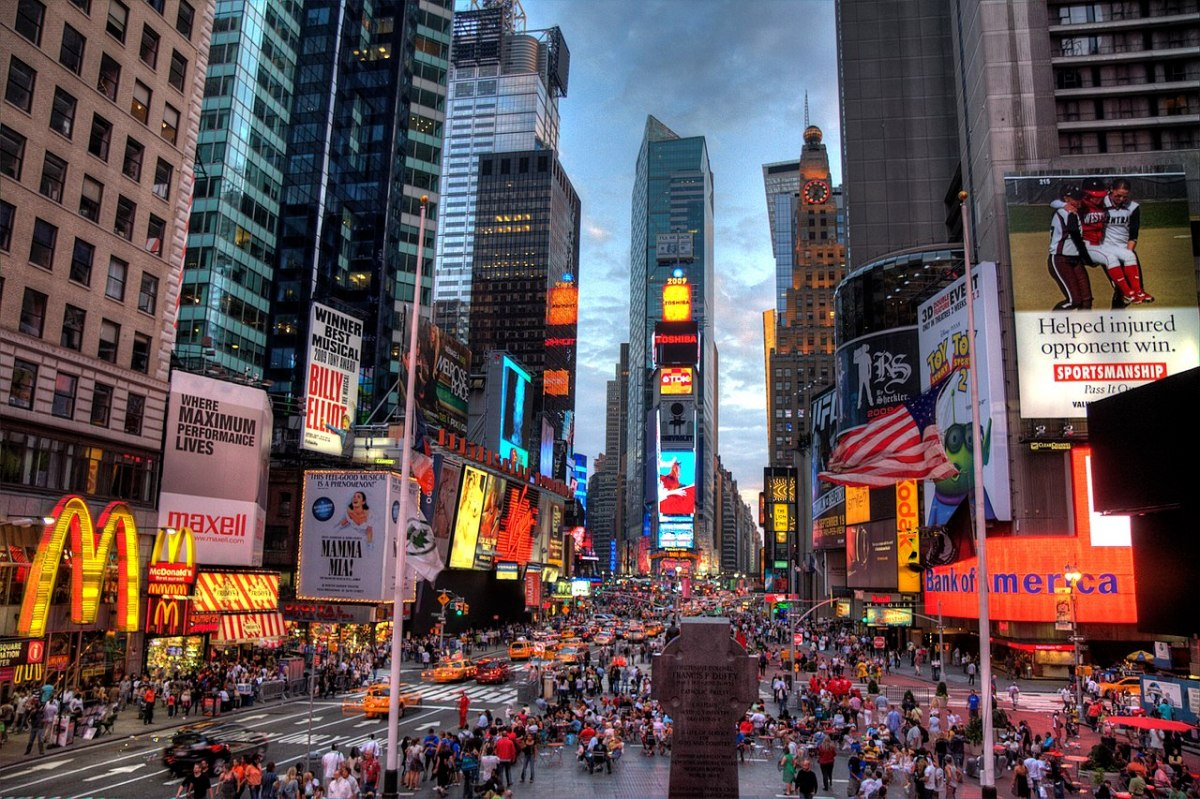 The Top 8 Rated Attractions Of New York City