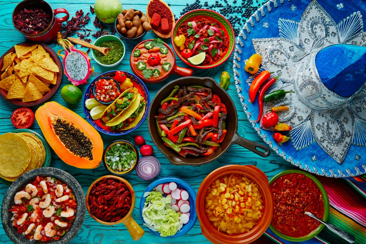 5 Amazing Mexican Dishes To Try at Home
